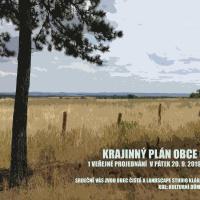 Krajinný plán Obce Čistá 1